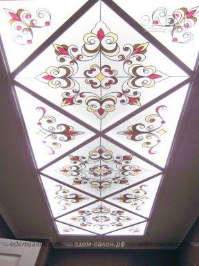 20. Декор потолков